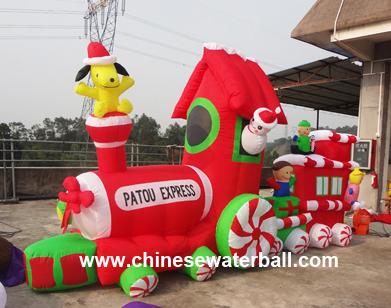For christmas inflatable christmas customized inflatable christmas